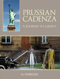 """Prussian Cadenza"" book cover"